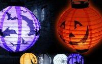 oświetlenie na halloween