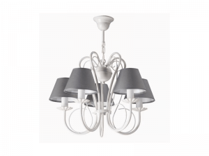 lampa wisząca Oktawia - lampy w stylu Shabby Chic - Maliki