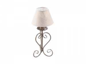 lampka nocna- ajner lampy styl shabby chic stary szyk