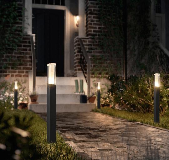 Jak dobrze dobrać i rozmieścić lampy ogrodowe