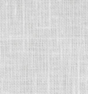 Biały transparentny